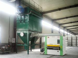 DMC-200型单机脉冲布袋除尘器