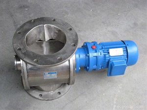 星型卸料器-YCD-HX型(圆口)