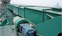 埋刮板输送机在冶金领域的应用